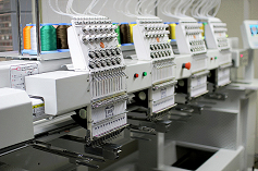Butterfly B-1204B/T 4 head Embroidery Machine