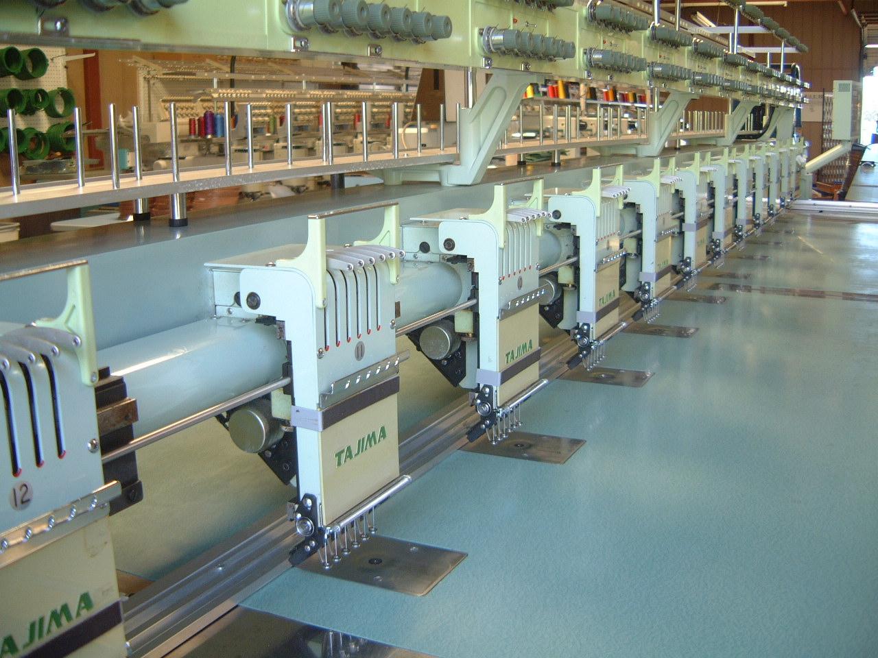 620 embroidery machine