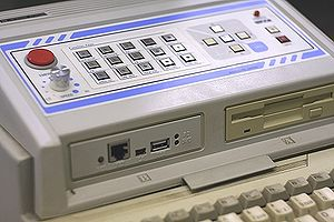 Barudan 900 series with floppy drive replaced with USB