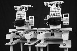 Butterfly Dual-1502B/T Dual-head Embroidery Machines