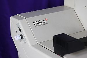 Melco EMC/EMT Single-head floppy drive replaced with USB