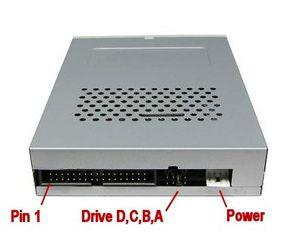 USB Floppy Emulator N-Drive Industrial for Cincinatti Arrow 1250C; Saber VMC 750