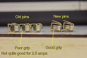 SWF Connection Pins